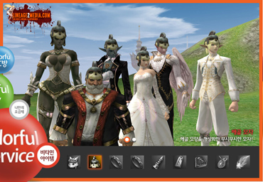 lineage2 gracia new accesories