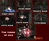 tower of naia lineage 2