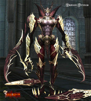 lineage 2 demon prince tower of infinitum