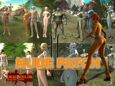 lineage 2 nude patch